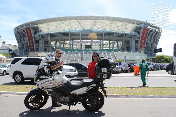 Diário de Motocicleta